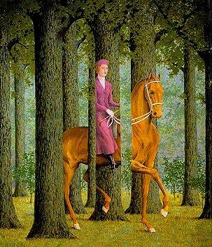 René Magritte - Die Blankovollmacht